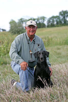 Lonny Taylor, Wichita Kansas Labrador retriever trainer